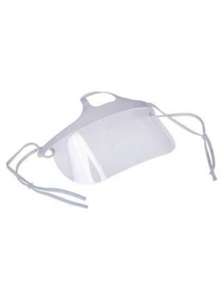 Пластиковая маска косметическая