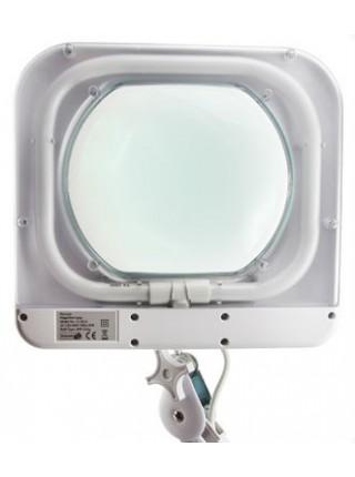 Лампа лупа 5Х с крышкой арт. 31-0402