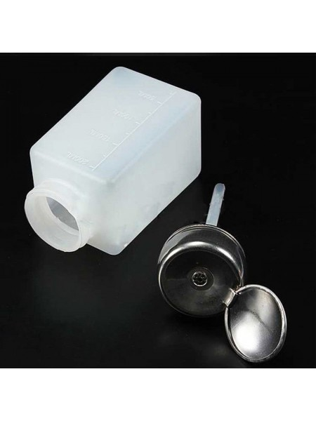 Дозатор для жидкости с помпой, 200мл
