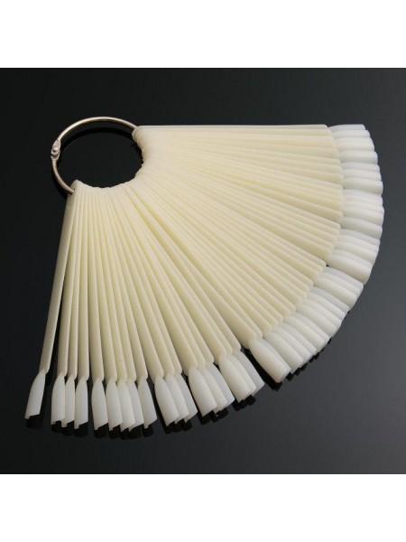 Палитра-веер для ногтей