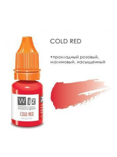 Cold Red 10ml
