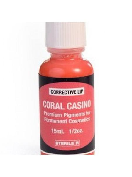 Пигмент Face&Body Coral Casino
