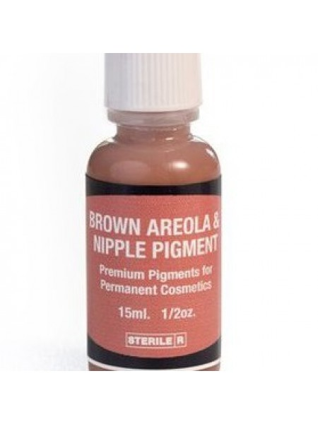 Пигмент Face&Body Brown Areola