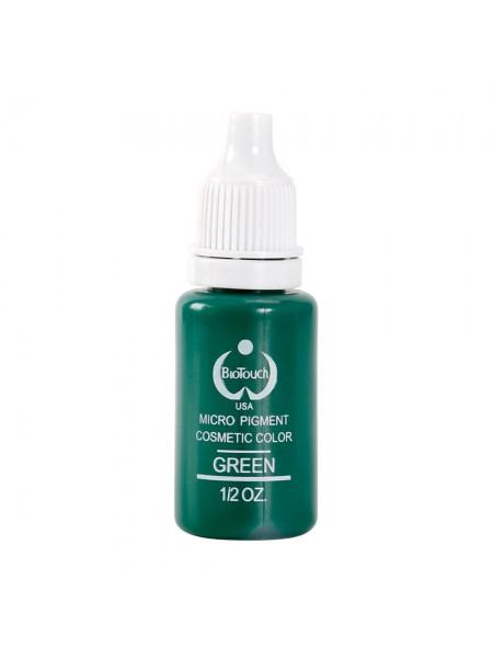 Пигмент Biotouch Green
