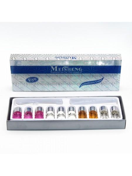 Набор для химической завивки ресниц Meisheng