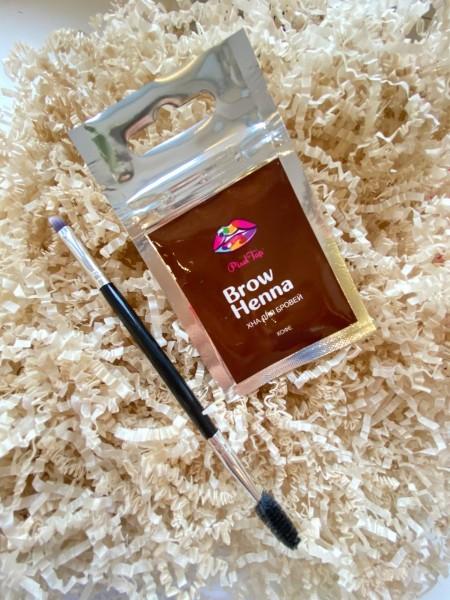 Хна для бровей «PixelTap Brow Henna»  - 6гр